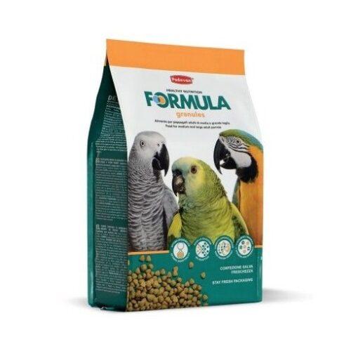 padovan pappagalli formula granules 14 kg - Padovan Pappagalli Formula Granules