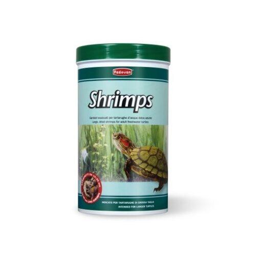 padovan shrimps fish food 160gm - Padovan Shrimps Freshwater Turtle Food-160gm