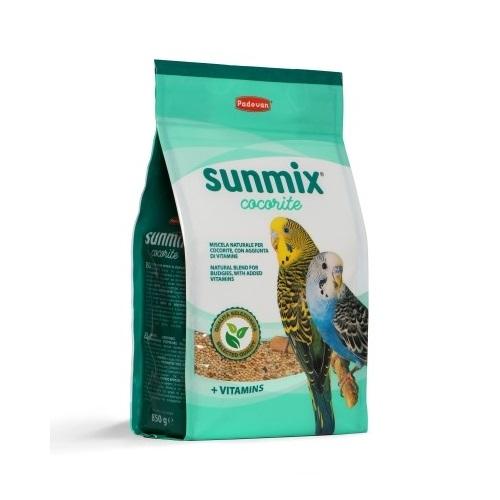padovan sunmix cocorite 850 gm - Padovan Sunmix Cocorite 850 G