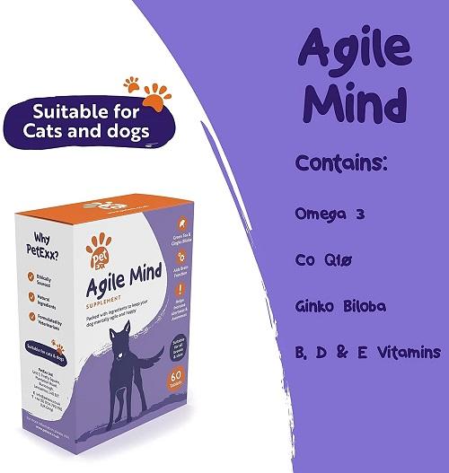 petexx agilemind 3 - PetExx Agile Mind