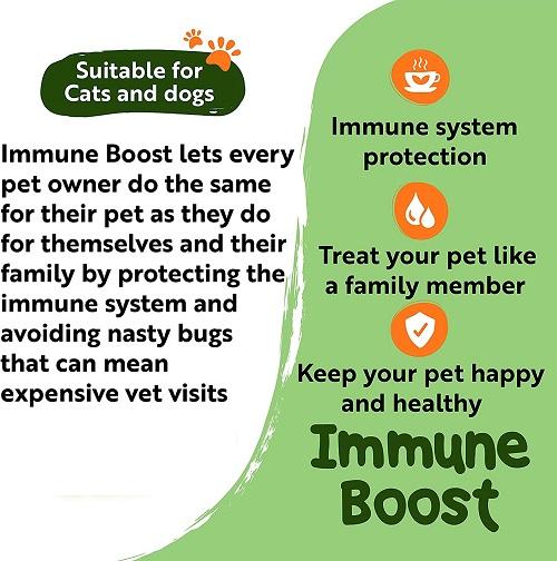 petexx immune 3 - PetExx Immune Boost