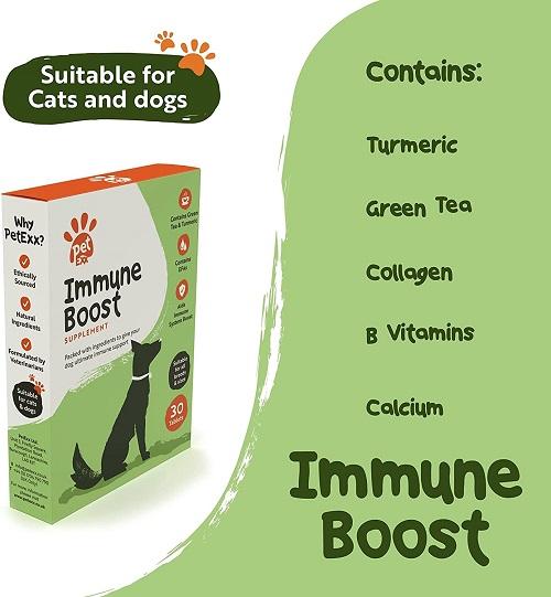 petexx immune 4 - PetExx Immune Boost