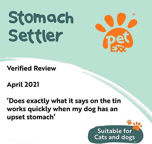 petexx stomachsetter 2 - PetExx Stomach Settler