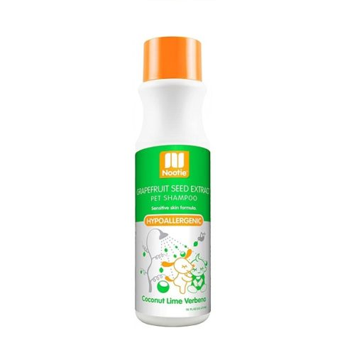 s1614h 1000x1000 1 - Nootie Hypo-Allergenic Germ Fighting Shampoo- Coconut Lime Verbena