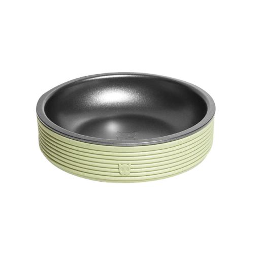 zee.cat duo bowl olive - Zee Cat Duo Bowl Olive