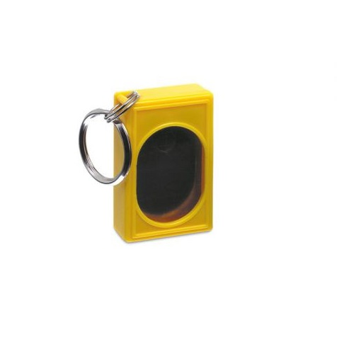 47040 yellow - Karlie Dog Clicker Acoustic Trainer Yellow