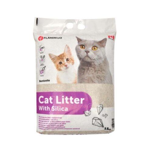 501034 1 - Flamingo Cat Litter Blend