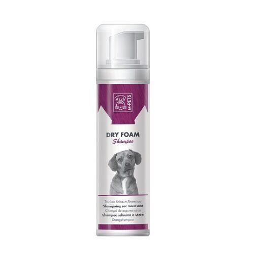 6953182722373 - M-PETS Dry Foam Shampoo 230ml