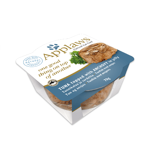 7100ne a appcat layers 70g cgi ne tuna with anchovy hi res1 - Applaws Cat Tuna & Anchovy 70g Layer
