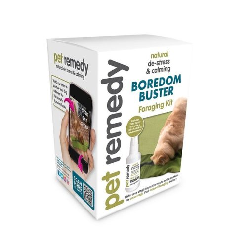 80128 - Pet Remedy Boredom Buster Foraging Kit