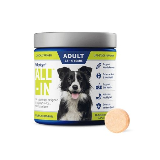 ALL IN Dog Supplement Adult - Vetericyn ALL-IN Dog Supplement Adult