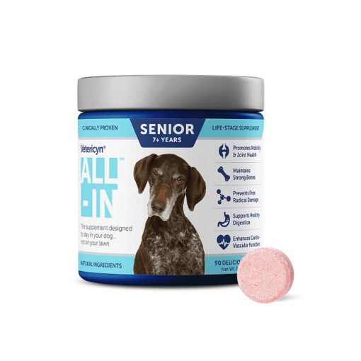 ALL IN Dog Supplement Senior - Vetericyn ALL-IN Dog Supplement Senior