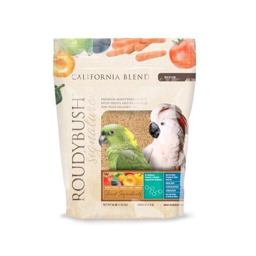 CALIFORNIA Blend Medium 1 - Roudybush California Blend Medium