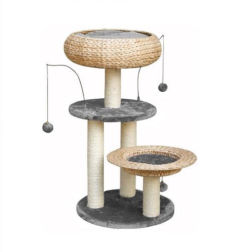 FICP 116 0008 - Lorenz Cat Play Tower Grey