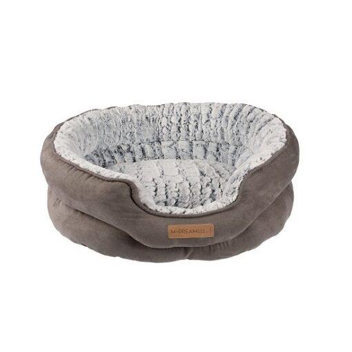 MPETS snake dog bed - M-Pets Snake Suede Basket