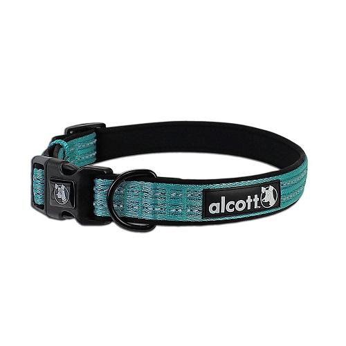 Marine Blue Collar - Alcott Adventure Collar Cyan