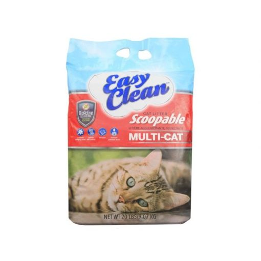 cclecmcltfsna 9.07 1 - Easy Clean Multi-Cat Litter
