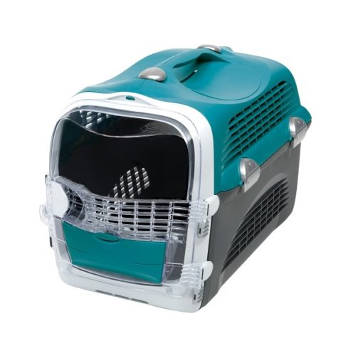 ha41371 d3 - Cabrio Cat Carrier System - Turquoise