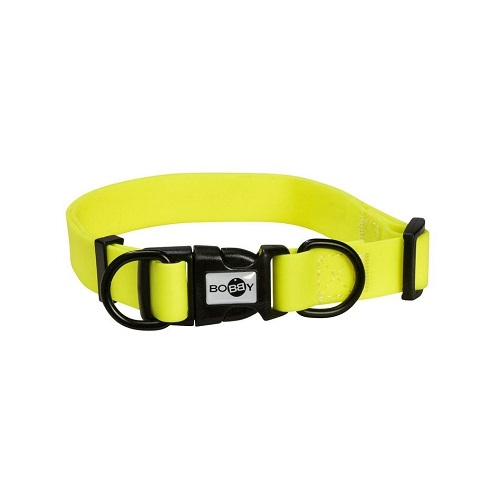 pvc pop yellow 1 - PVC Pop Collar Yellow