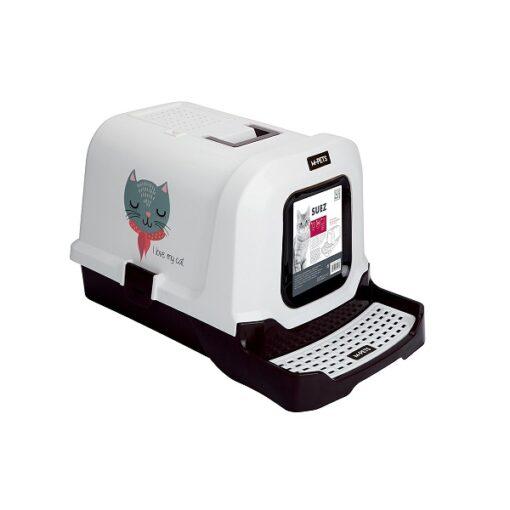 6953182709183 - M-PETS Suez Love Cat Litter Box