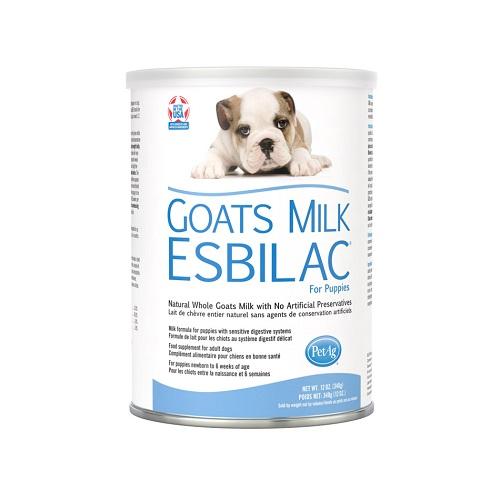 Esbilac Goat Milk PUPPY 1 - Esbilac Goat Milk PUPPY 340 gram with free 2 OZ Nursing KIT