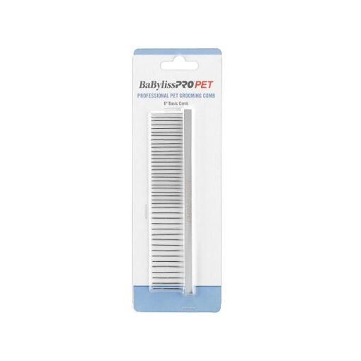 basic comb 1 - BaByliss PRO PET Basic Dog Comb