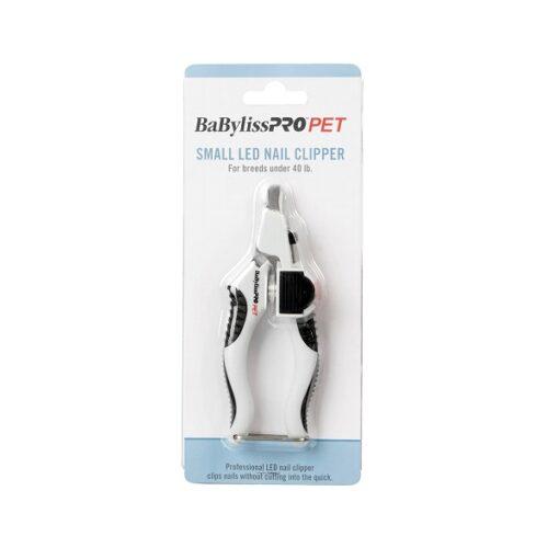 nail clipper Small 1 - BaByliss PRO PET LED Dog Nail Clipper – Small