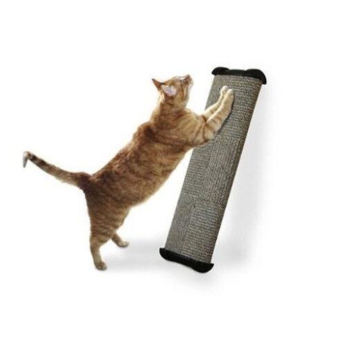 omega paw lean it scratching post medium - Omega Paw Lean It Scratching Post