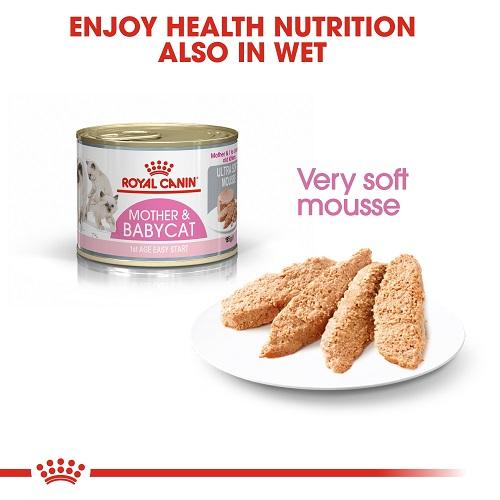 rc fhn m b cv eretailkit 5b 1 - Royal Canin Feline Health Nutrition Mother & Babycat 4 Kg