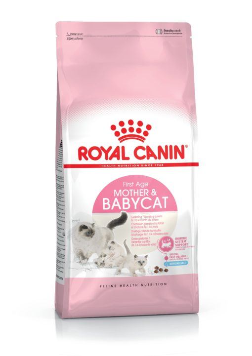 ro249540 1 scaled - Royal Canin Feline Health Nutrition Mother & Babycat 4 Kg