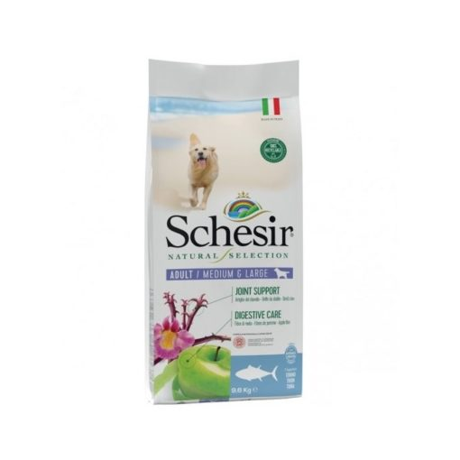 schesir natural selection dry food for adult medium large dogs tuna - Schesir Natural Selection Dry Food For Adult Medium & Large Dogs-Tuna