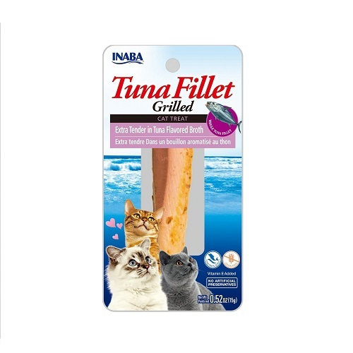 - Inaba CIAO Grilled Tuna With Flavored Broth 15g