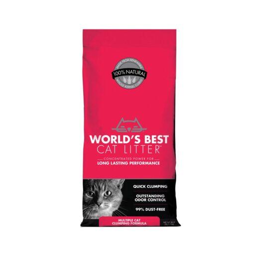 wbcl 002 - World's Best Cat Litter Multiple Cat