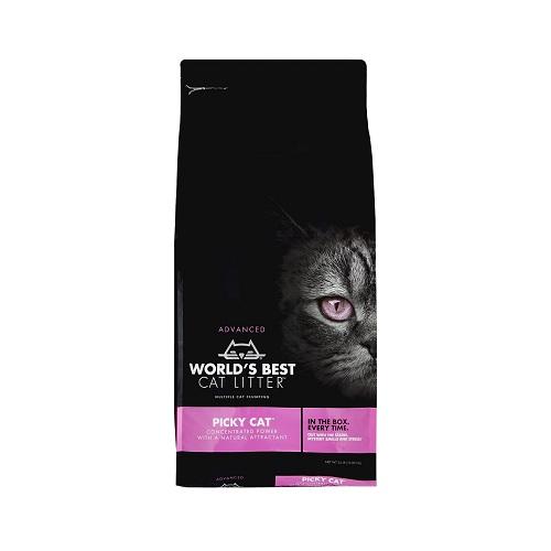 wbcl 004 - Worlds Best Cat Litter Advanced Picky Cat Litter