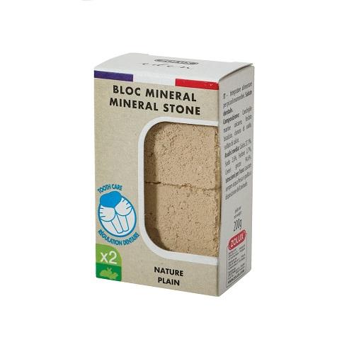 zl234044 - Bloc Mineral Stone Plain X2 200g