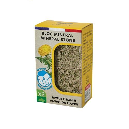 zl234046 - Bloc Mineral Stone Dandelion Flavor X2 200g
