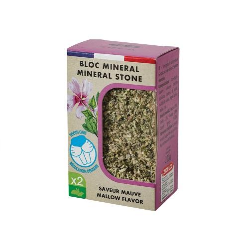 zl234048 - Bloc Mineral Stone Mallow Flavor X2 200g