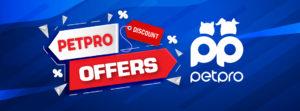 PETPRO BANNERS medium - Offers