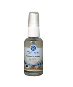 50ml Vanilla Fragrance Spray1 - Home
