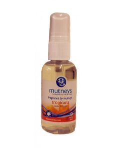 50ml Tropicana Grooming Fragrance Spray - Home