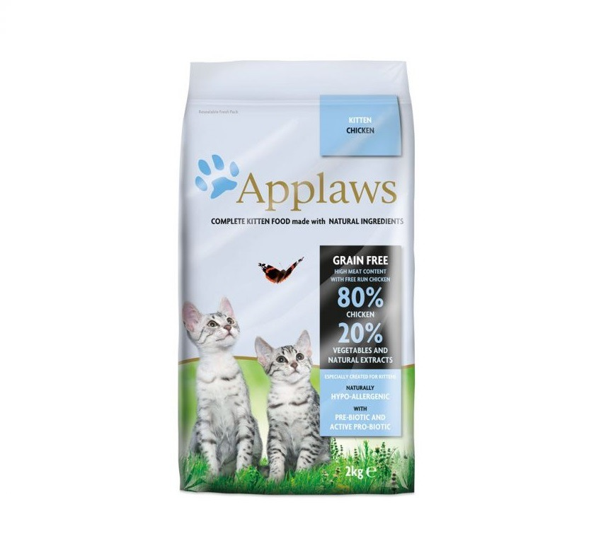 202303 - Applaws - Chicken Dry Kitten Food