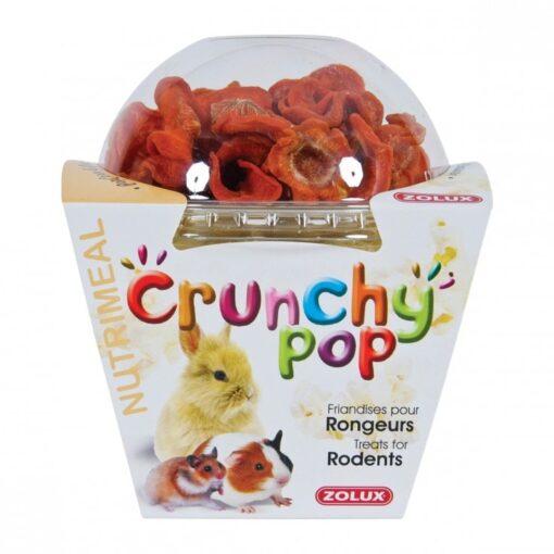 209261 - Zolux - Crunchy Pop Rodent Treats - Carrot