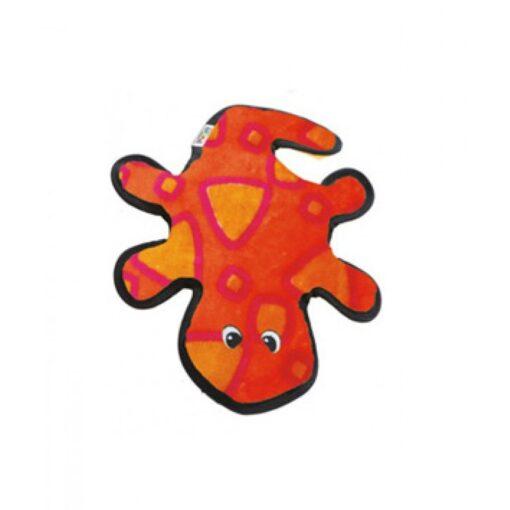 32073 1000x1000 1 - Outward Hound Invinc Gecko Orange and Pink 4 squeak