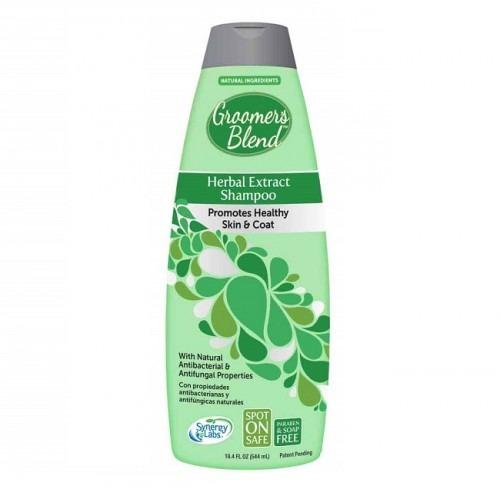 3699000750 500x500 1 - Groomer's Blend - Herbal Extract Shampoo 544 Ml