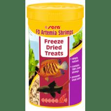 4001942015509 228x228 1 - Sera Fd Artemia Shrimps Freeze Dried Treats 250ml 16g