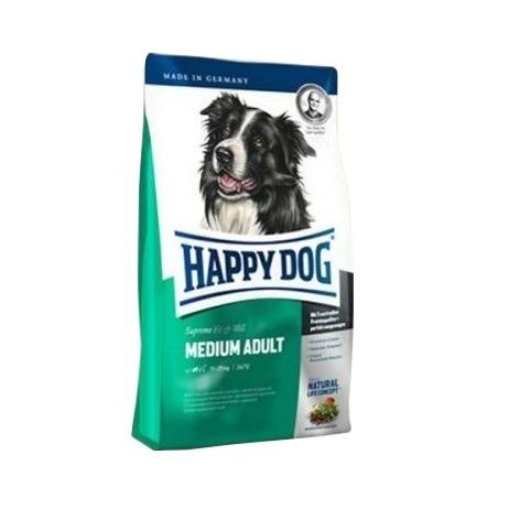 4001967015645a - Happy Dog - Supreme Fit & Well Medium Adult (1Kg)