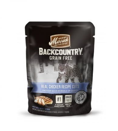 47020 - Merrick - Backcountry Real Chicken Recipe Cuts (85g)