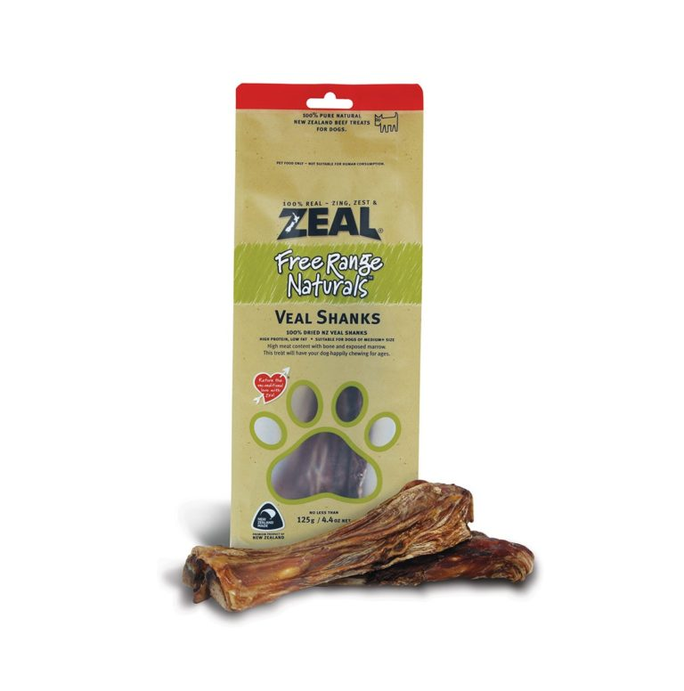 506 - Zeal - Dried Veal Shanks (150g)