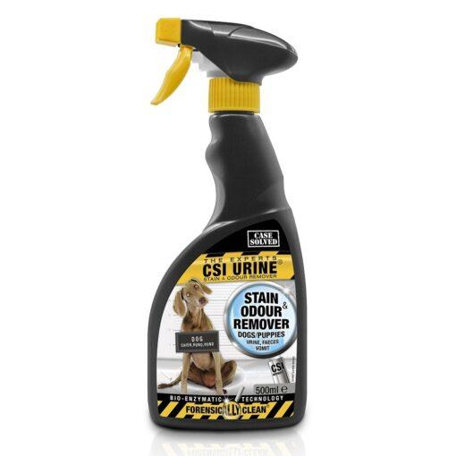5060415290002 2 - CSI URINE Dog Stain & Odor Remover Trigger 500ml