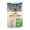 5293 POUCH 70gr 412 - Almo Nature Functional - Anti-Hairball with Chicken (70g)